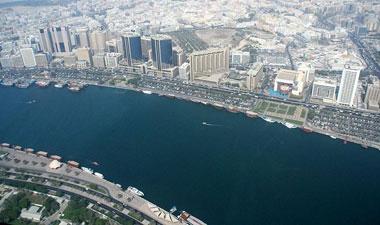 Dubai Creek 2007