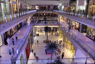 Dubai Mall Gallerie