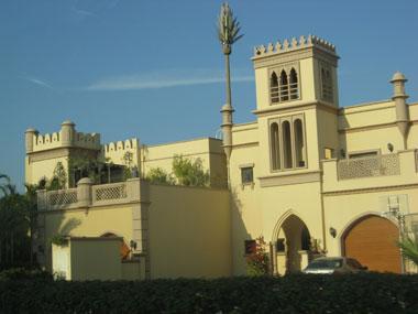 Villa auf Palm Jumairah