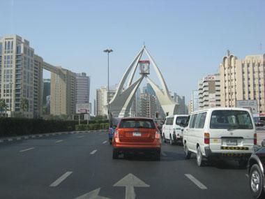 Klock-Tower in Dubai